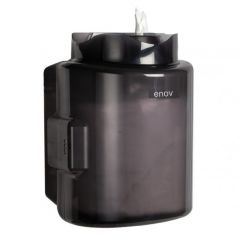 Evolve Extra Wipes Dispenser Black Janitorial Supplies