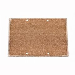 Bronze Wool Pad 15 x 22cm Janitorial Supplies