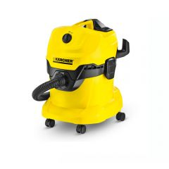 Karcher WD4 Wet and Dry Vacuum Cleaner 240v 20L Janitorial Supplies