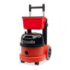 Numatic PPT220-11 Commercial Trolley Dry Vacuum Cleaner 9 Litres 230v Janitorial Supplies