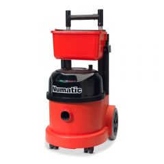 Numatic PPT390-11 Commercial Trolley Dry Vacuum Cleaner 15 Litres 230v Janitorial Supplies