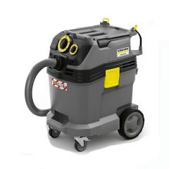 Karcher NT 40/1 TACT TE L Industrial Wet & Dry Vacuum Cleaner 240v 40L Janitorial Supplies