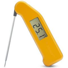 Thermapen Classic Probe Thermometer Yellow Janitorial Supplies