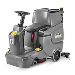 Karcher BD 50/70 W Bp Ride On Disc Scrubber Dryer Battery 70 Litres 24v Janitorial Supplies