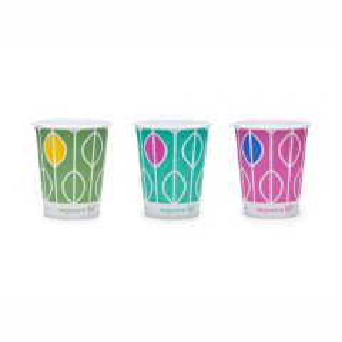 Vegware Hula Paper Cups 76 Series 9oz 265ml Janitorial Supplies