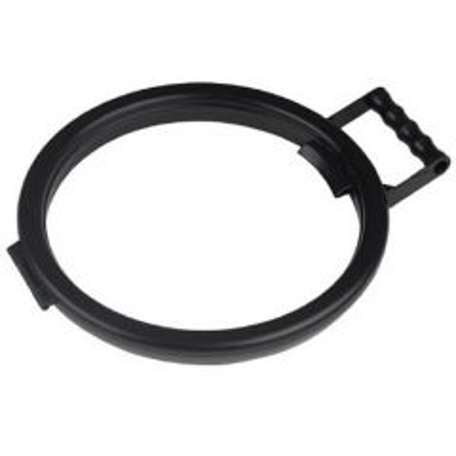 Janilec Litter Picking Bag Hoop Black Janitorial Supplies