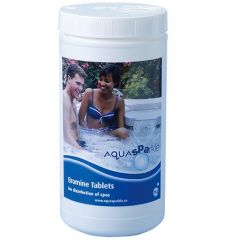AquaSparkle Spa Bromine Tablets Janitorial Supplies
