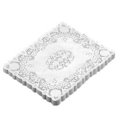 Lace Tray Paper 300x200mm Janitorial Supplies