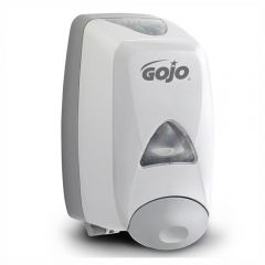 Gojo 5157-06 FMX-12 Manual Hand Soap Dispenser White Janitorial Supplies