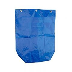 Janilec Carry All Mobile Trolley Vinyl Bag Blue Janitorial Supplies
