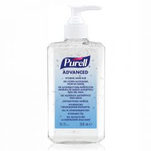 Purell 9263-12 Advanced Hygienic Hand Rub 300ml Janitorial Supplies
