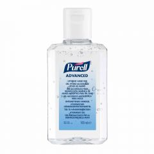Purell 9661-24 Advanced Hygienic Hand Rub 100ml Janitorial Supplies