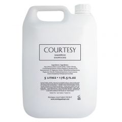 Courtesy Shampoo 5 Litre Janitorial Supplies