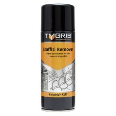 Tygris R251 Graffiti Remover Plastic Safe Janitorial Supplies