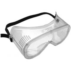 Janilec Indirect Vent Goggle Clear Janitorial Supplies