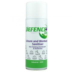 Defence+ D203 Leisure & Workwear Sanitiser Janitorial Supplies