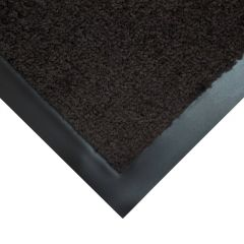 Coba Entraplush Plush Entrance Doormat Grey 0.9m x 1.5m Janitorial Supplies