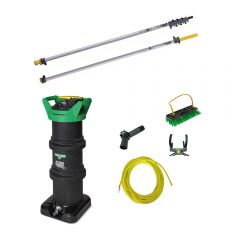 Unger HydroPower Ultra L + nLite Connect Aluminium Pole 9m Janitorial Supplies