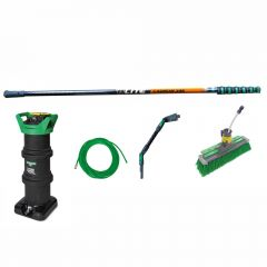 Unger HydroPower Ultra L + nLite Carbon 24K Pole 9m Janitorial Supplies