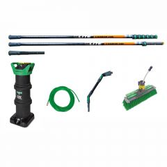 Unger HydroPower Ultra L + nLite Carbon 24K Pole 12m Janitorial Supplies