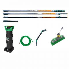 Unger HydroPower Ultra L + nLite Carbon 24K Pole 15m Janitorial Supplies