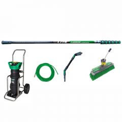 Unger HydroPower Ultra LC + nLite Carbon Composite Pole 9m Janitorial Supplies