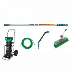 Unger HydroPower Ultra LC + nLite Carbon 24K Pole 9m Janitorial Supplies