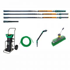 Unger HydroPower Ultra LC + nLite Carbon 24K Pole 15m Janitorial Supplies