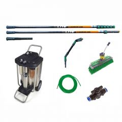 Unger HydroPower RO S + nLite Carbon 24K Pole 12m Janitorial Supplies