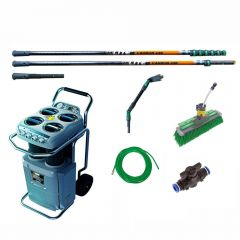 Unger HydroPower RO L + nLite Carbon 24K Pole 12m Janitorial Supplies
