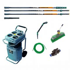 Unger HydroPower RO L + nLite Carbon 24K Pole 15m Janitorial Supplies