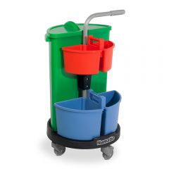 Numatic NC3R Carousel Lift-off Caddy and Waste Trolley Janitorial Supplies
