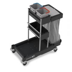Numatic SERVO-Matic SM1415 Cleaning Trolley Janitorial Supplies