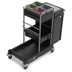 Numatic SERVO-Matic SMX1705 Cleaning Trolley Janitorial Supplies