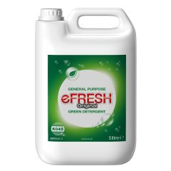 eFresh Original Washing Up Liquid Janitorial Supplies