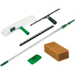 Unger Pro Glass Cleaning Set Kit Janitorial Supplies