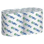 White 2 Ply Bumper Rolls 360m Janitorial Supplies