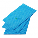Blue Viscose Wipes Janitorial Supplies