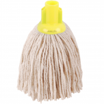 Yellow PY 12 Socket Mop Head Janitorial Supplies