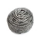 Stainless Steel Scourer Ball 40gsm Janitorial Supplies