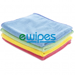 Microfibre Cloths Assorted Janitorial Supplies