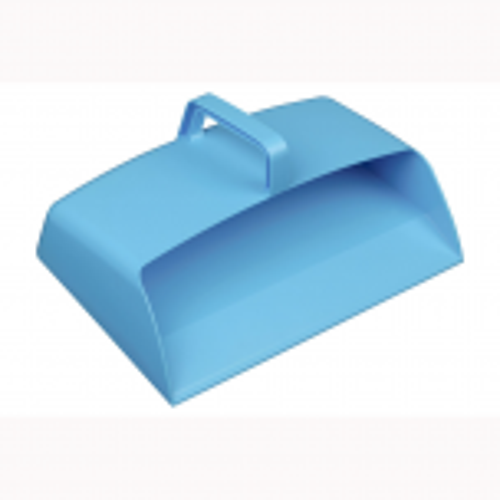 Dustpan Semi-enclosed Blue Janitorial Supplies