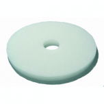 """Floor Pads 11"""" White 28 cm Janitorial Supplies"""
