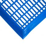 Coba Leisure & Pool Area Safety PVC Mat Blue 1.0m x 1.5m Janitorial Supplies
