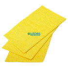 Yellow Viscose Wipes Janitorial Supplies