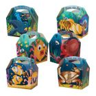 Meal Boxes Under The Sea Design Janitorial Supplies