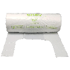 Degradable Printed Personal Laundry Bags Janitorial Supplies