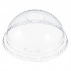 Solo Ultra Clear Domed Lid With Hole 20oz Janitorial Supplies