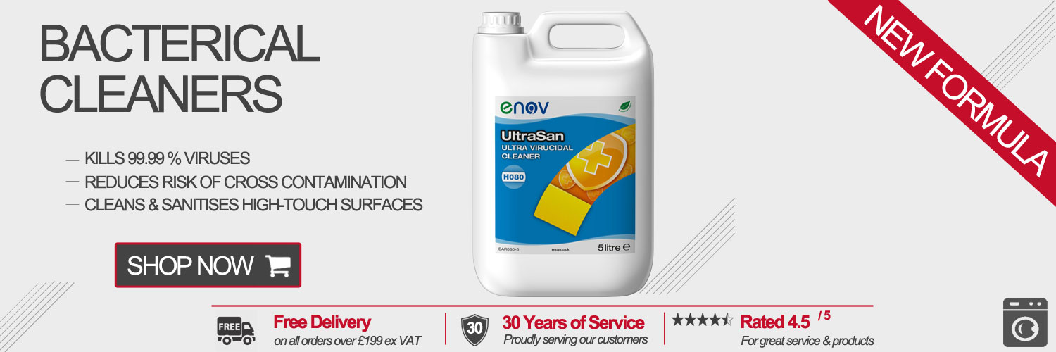 Enov Bactericidal Cleaners 5Lt